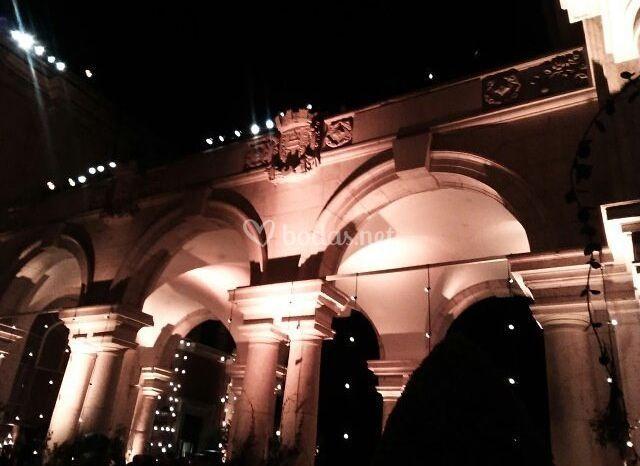 Fiesta chanel-iluminación sueñ