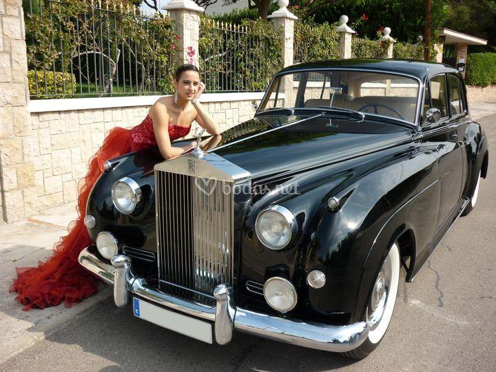 Espectacular Rolls Royce