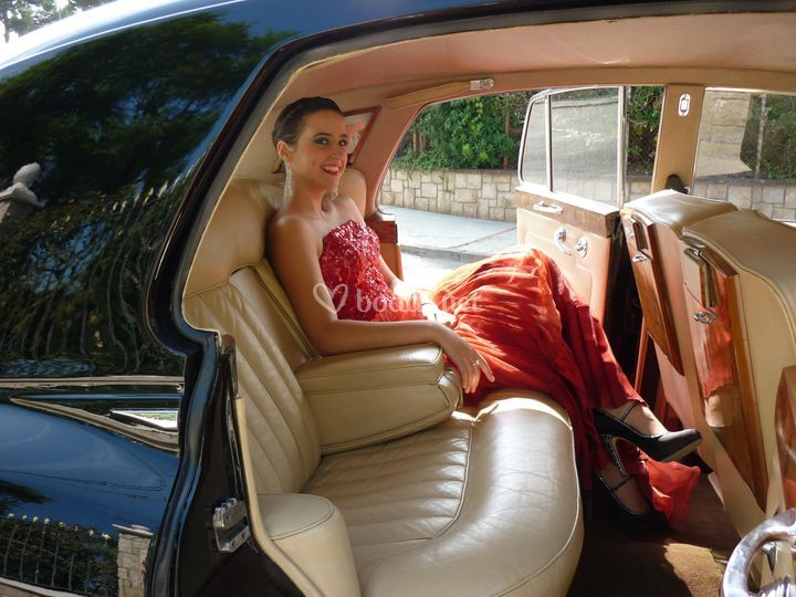 Interior Rolls Royce