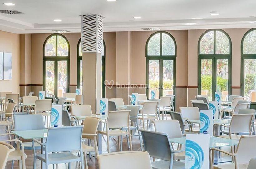Sala para banquetes