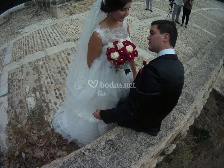 Noelia y Jorge