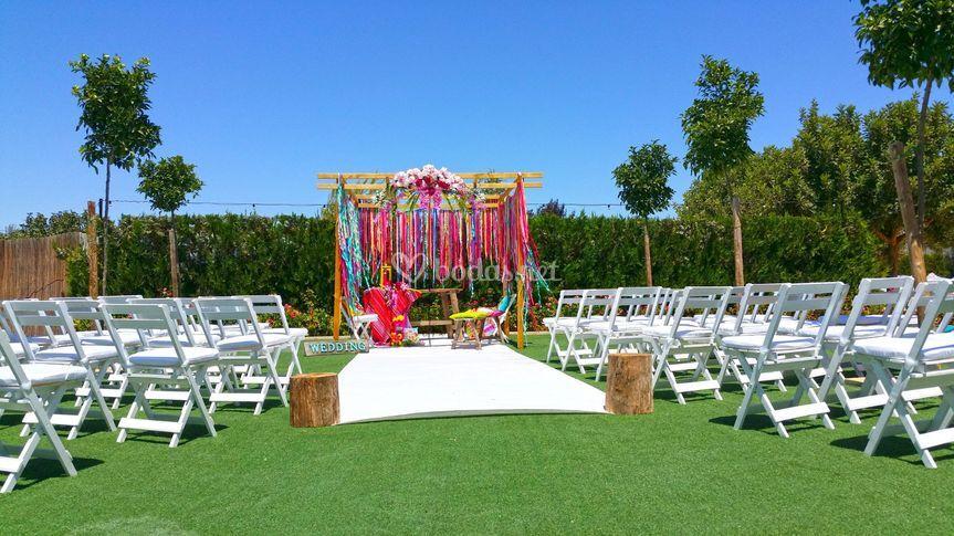 Ceremonia tropical