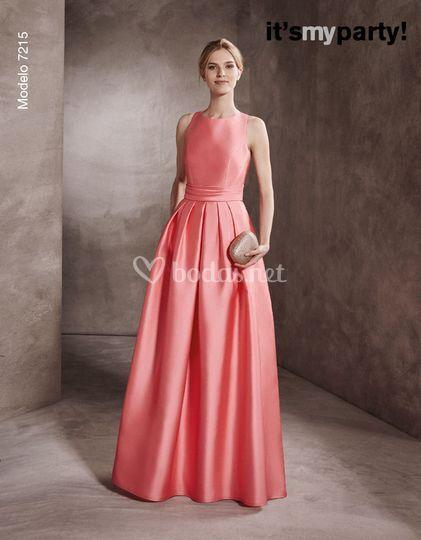 528d9623d Antonella vestidos de novia madrina y fiesta madrid – Vestidos de mujer