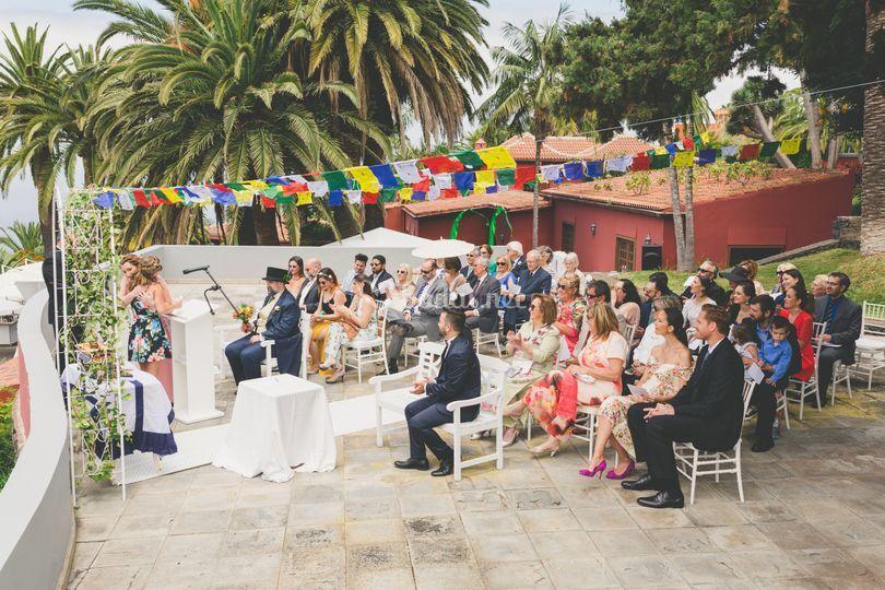 Ceremonia Plaza Marquesado
