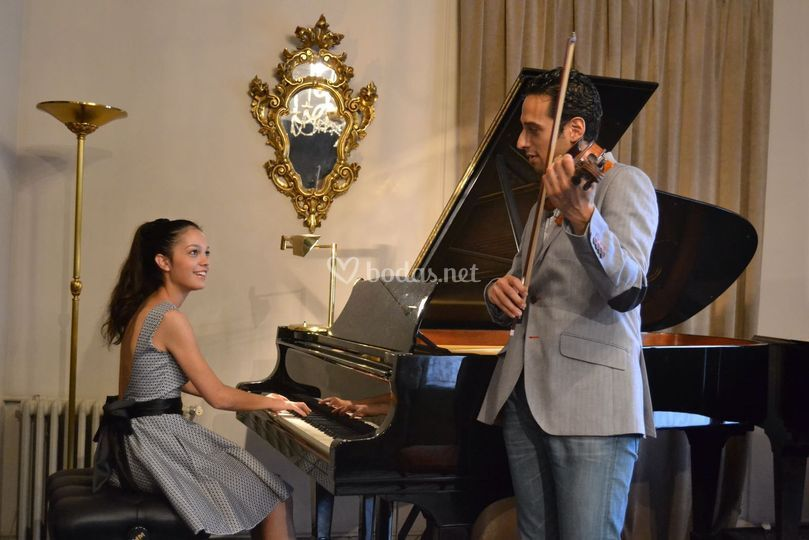 Dúo violín (Ruben Herrera)