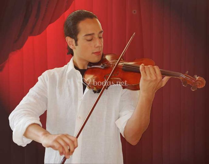 Ruben Herrera - Violinista