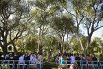 Ceremonia entre árboles