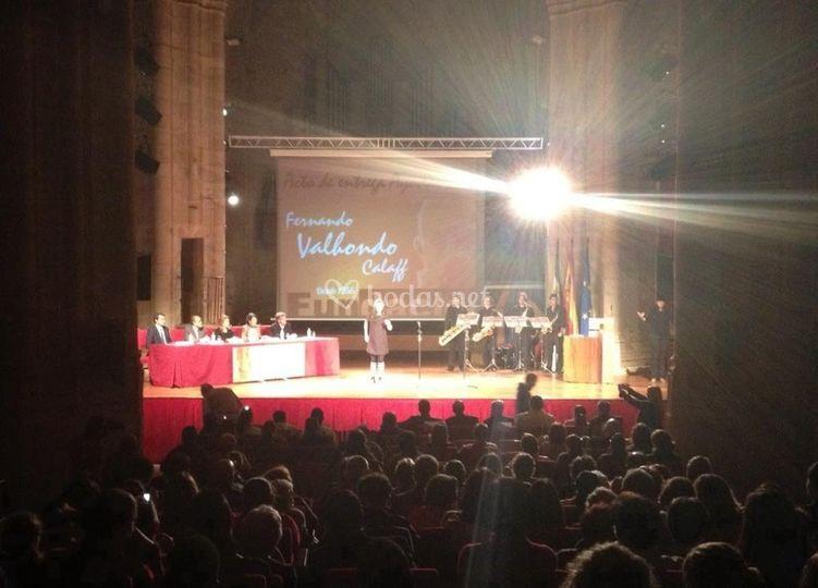 Auditorio San Francisco