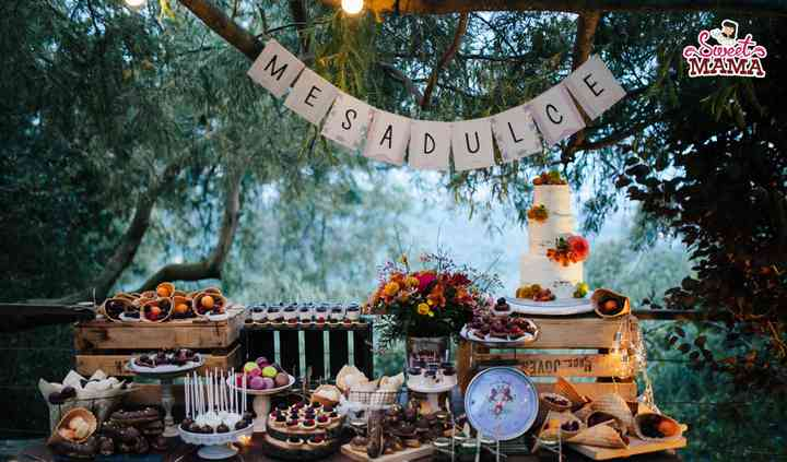 Mesa dulce sol y vida