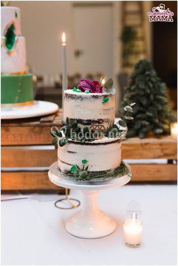 Naked Cake Diamante