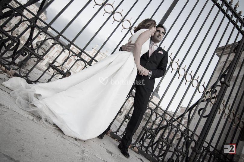 Silvia y Carlos