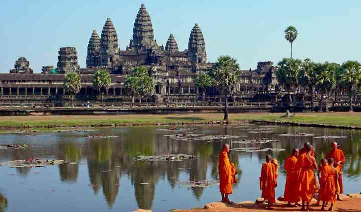 Lunas de miel Camboya
