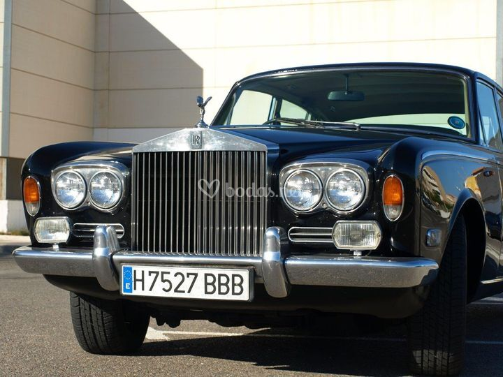 Rolls Royce Shadow Aire Acon