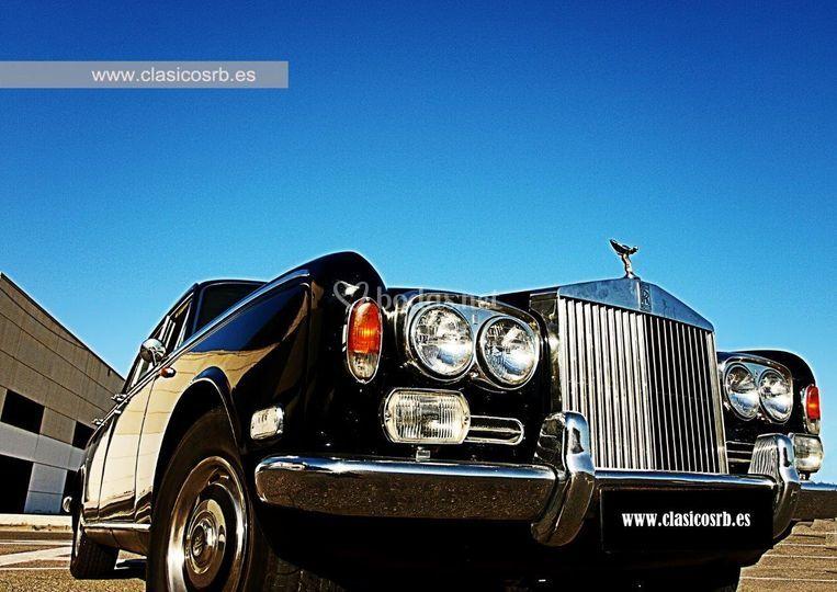 Rolls Royce Silver Shadow AA
