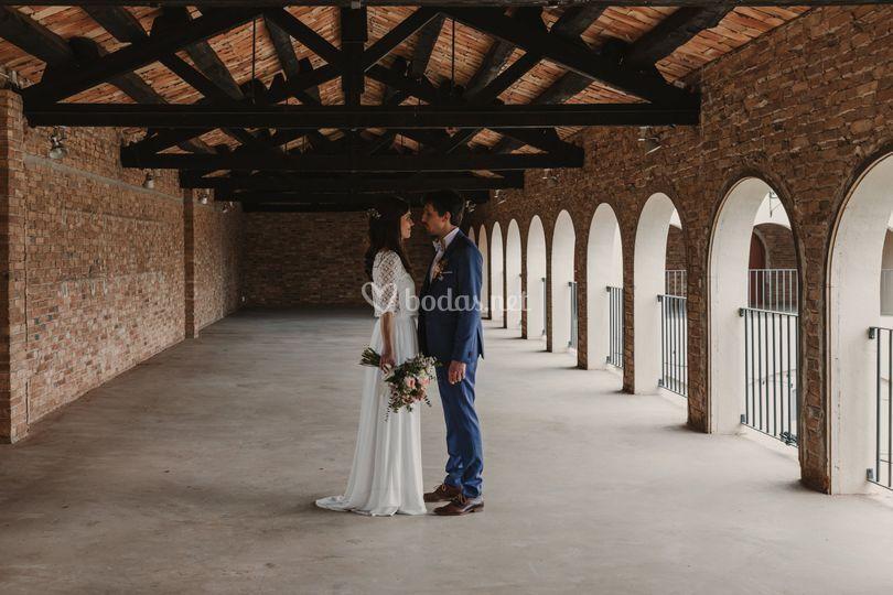 Silvia & Marc - Pla del Bosc