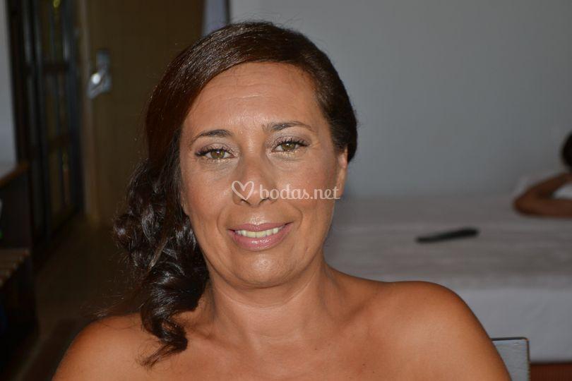 Maquillaje invitada DESPUÉS