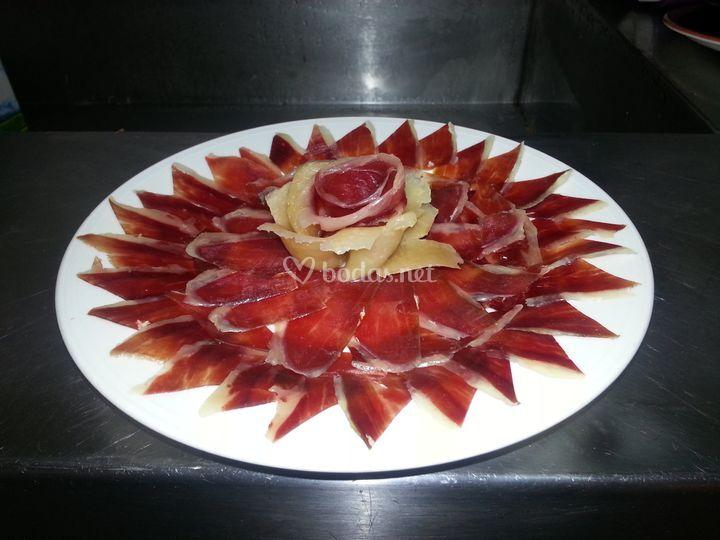 Ibersiam Gourmet - Cortador de jamón