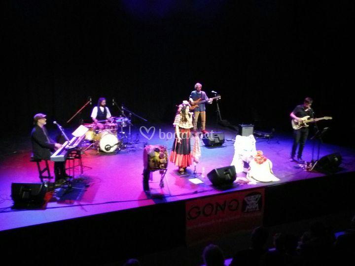 La Malinche Cantante y composi