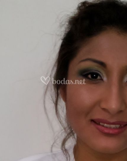 Intensidad del maquillaje