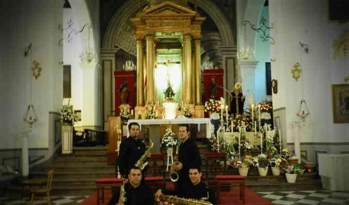 Cuarteto Sax Momentum