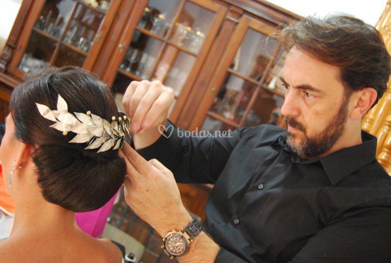 Salones Gregorio Porras