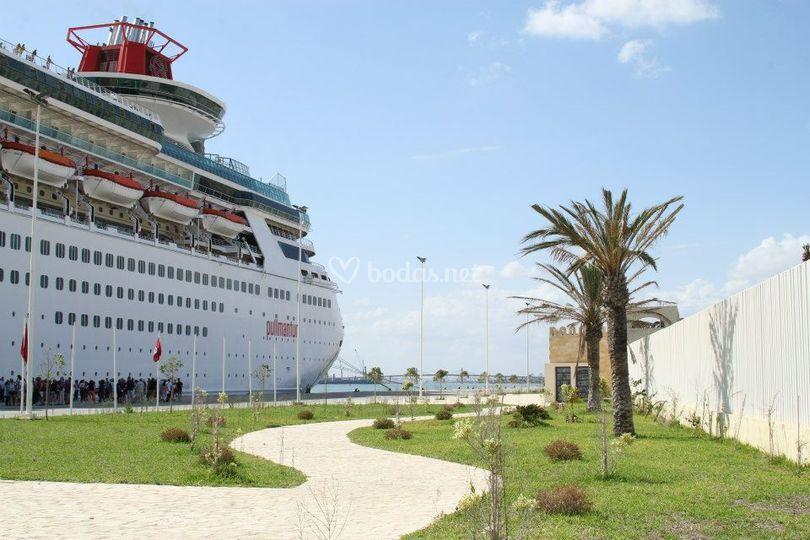 Con Pullmantur en Túnez