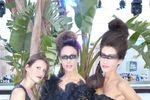 Desfile Matrix, peluquería