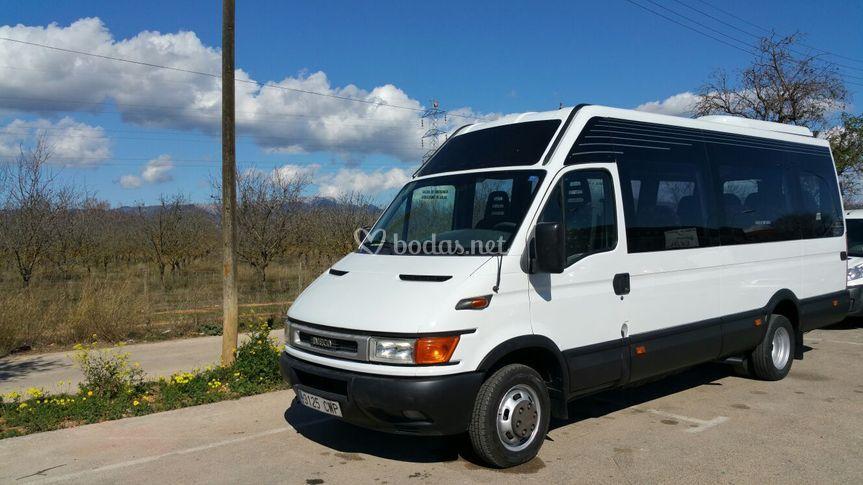 Minibus de 16 plazas
