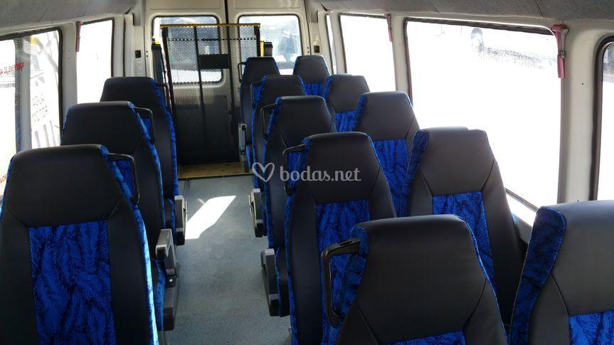 Buses adaptados