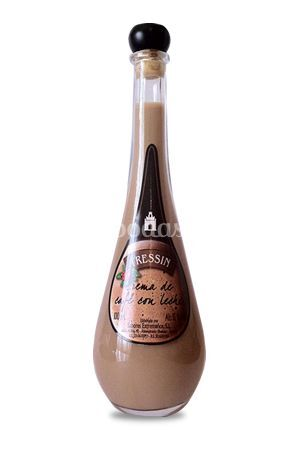 Lagrima crema  cafe 100ml
