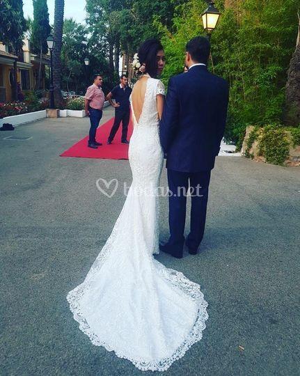 Look de boda