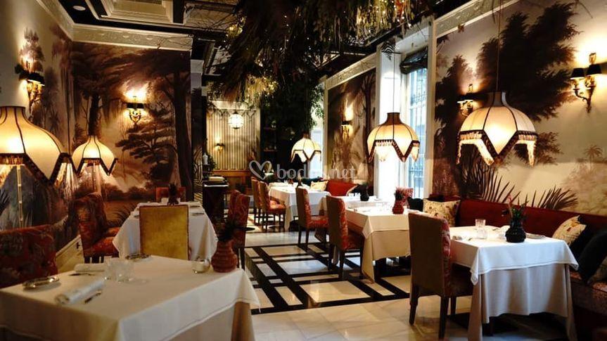 Restaurante T22