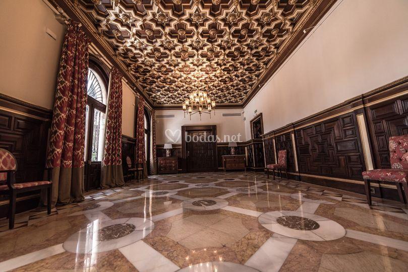 Salón Mozárabe