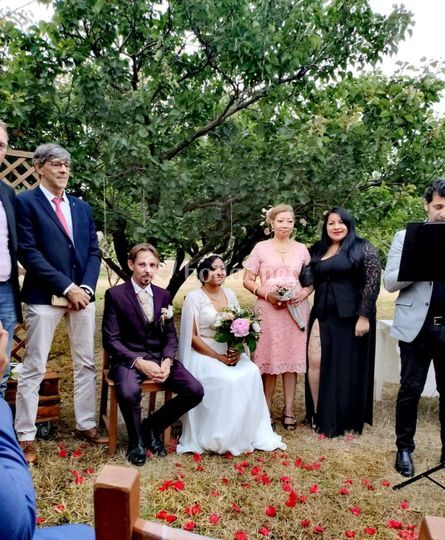 Ceremonia de Andreas&Jéssica