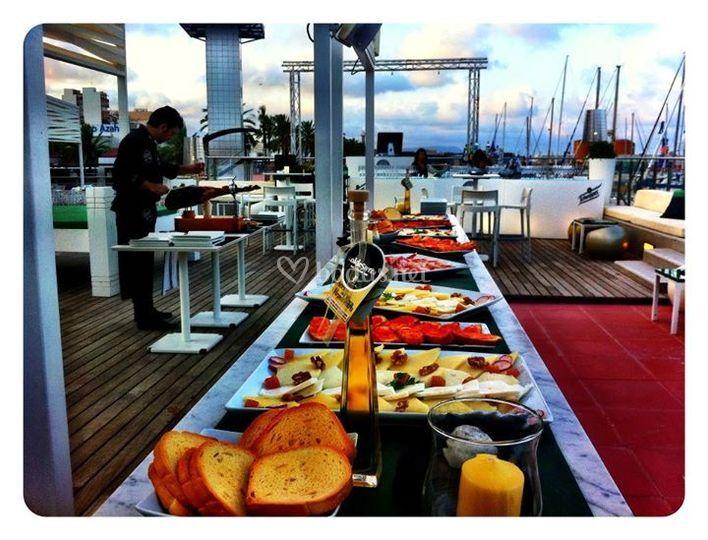 Evento en Ocean Club