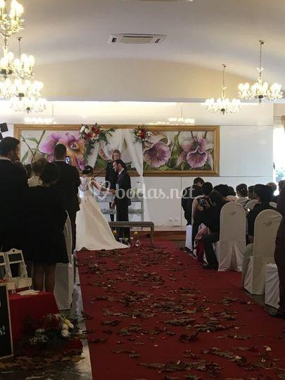 Ceremonia P&A