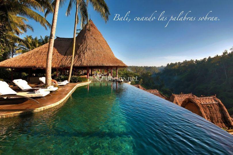 Bali, sobran las palabras
