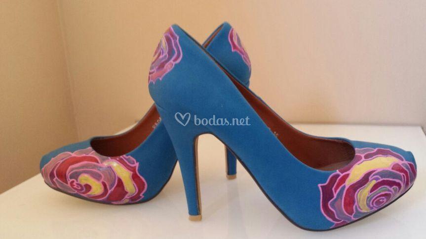 Zapatos de feria