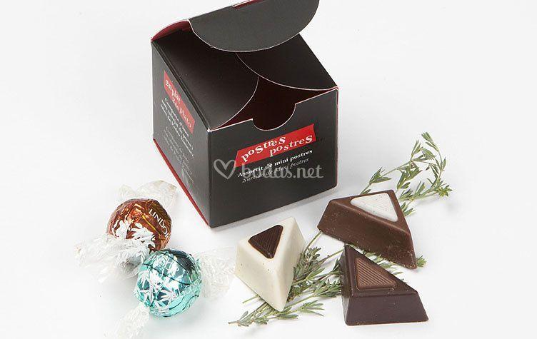 Caja Barcelona Chocolate