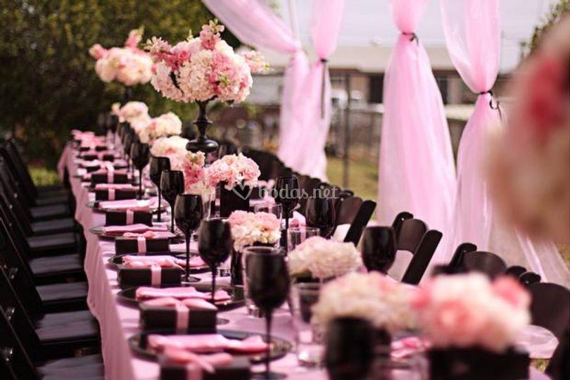 Catering para eventos y bodas