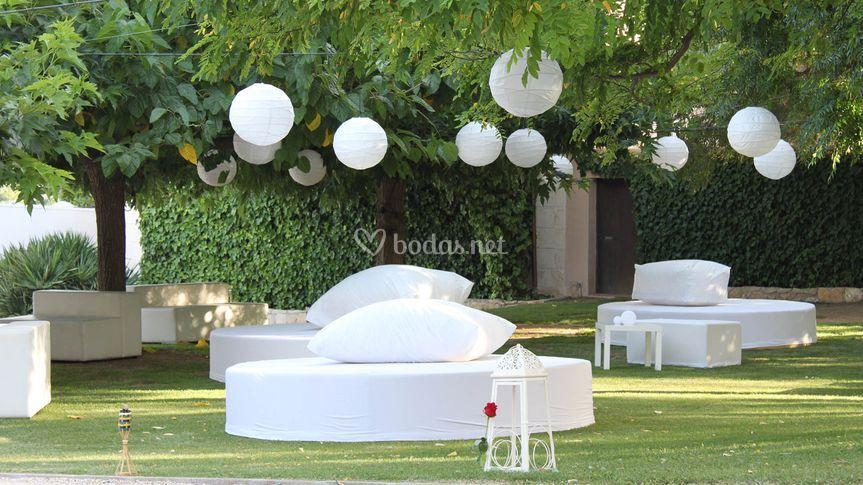 Localización de bodas y evento