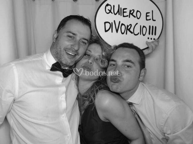 Ejemplo de foto en blanco y negro