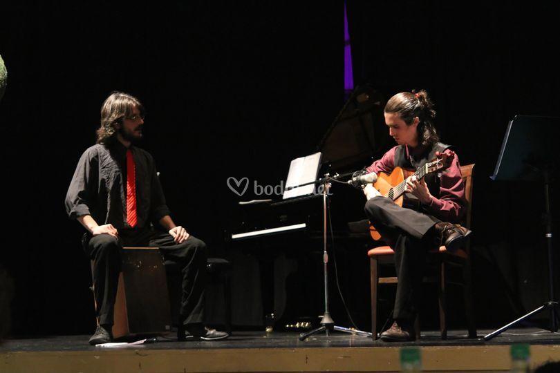 Dúo Flamenco