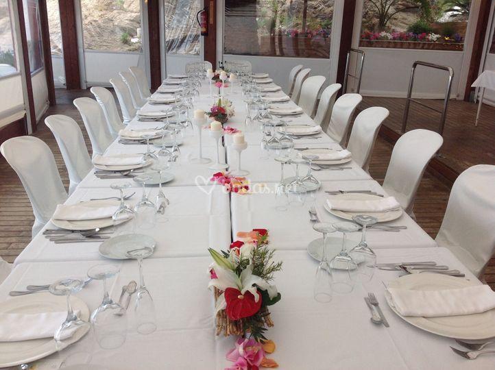 Banquete íntimo