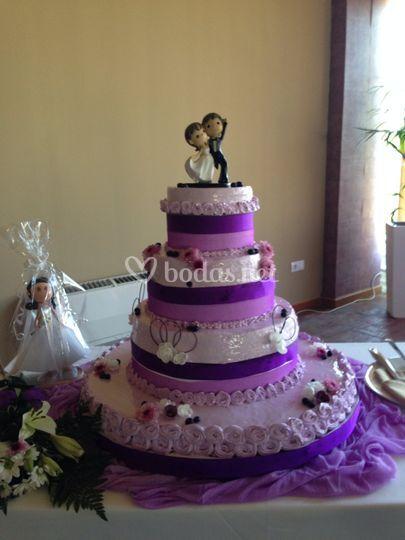 Detalles violeta