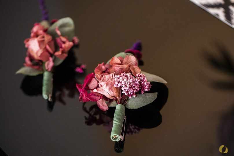 Prendidos florales