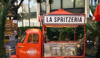 La Spritzeria - Aperol Spritz DrinkTruck