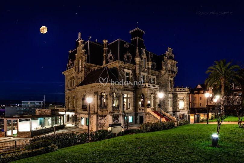 Palacio de noche
