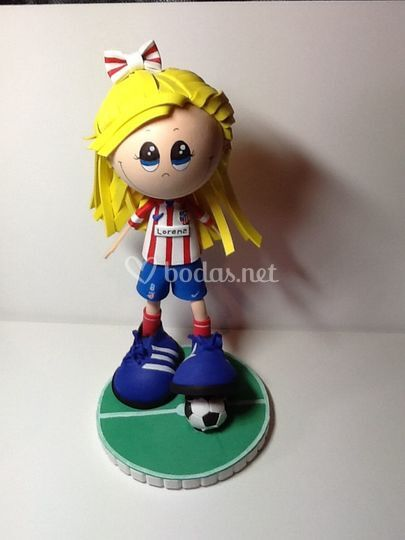 Jugadora Atlético