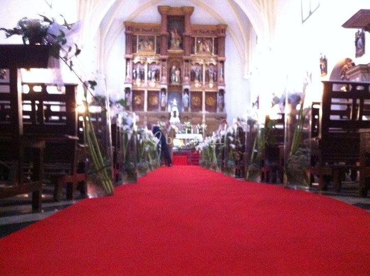 Iglesia Mora